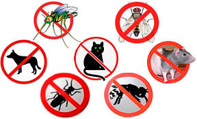 Отпугиватели собак,насекомых и грызунов