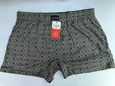 Чоловічі шорти (сімейні труси батал 5,6,7) Марка «CASTOM» арт.58008