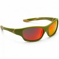 Koolsun Sport - Солнцезащитные очки (6-12 лет), цвет хаки, фото 1