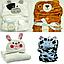 Плед-рушник з капюшоном,куточок,дитячий конверт,рушник,крижму/крижма, фото 2