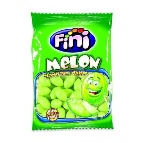 Жевательная резинка Fini Melons Gum Жвачка Фини Дыня 100 гр. Испания