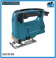 Лобзик электрический KRAISSMANN 550 SS 80