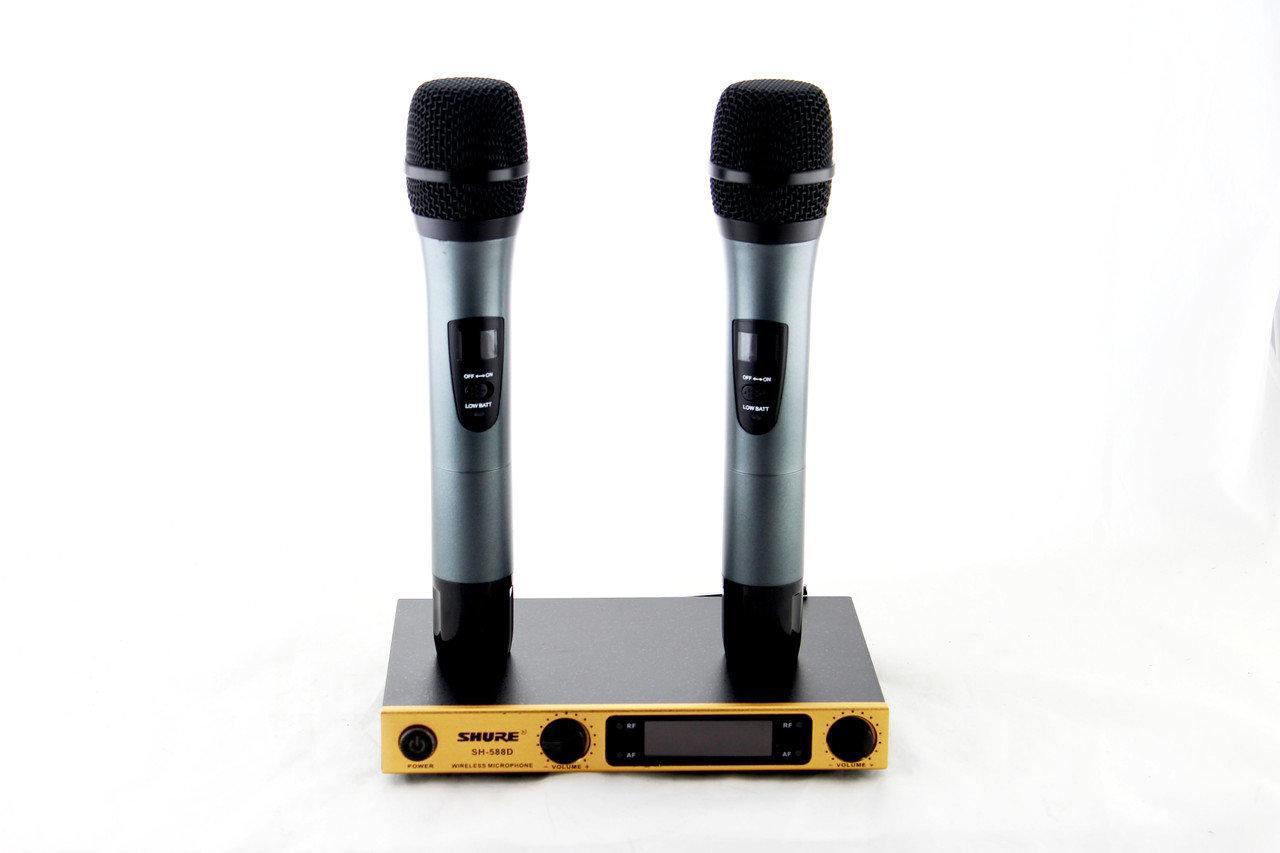 Система радиомикрофонов Shure SH-588D