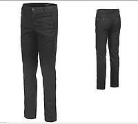 Школьная форма черная брюки для мальчика (чиносы)