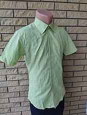 Рубашка мужская летняя коттоновая высокого качества ZORO, фото 3