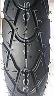 Покрышка хорошего качества для скутеров 6PR (46% каучука) 3.00-10 AND DX-083
