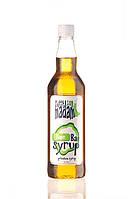 Барный сироп Лайм ПЭТ бутылка 700 мл. ТМ Sweet Madam