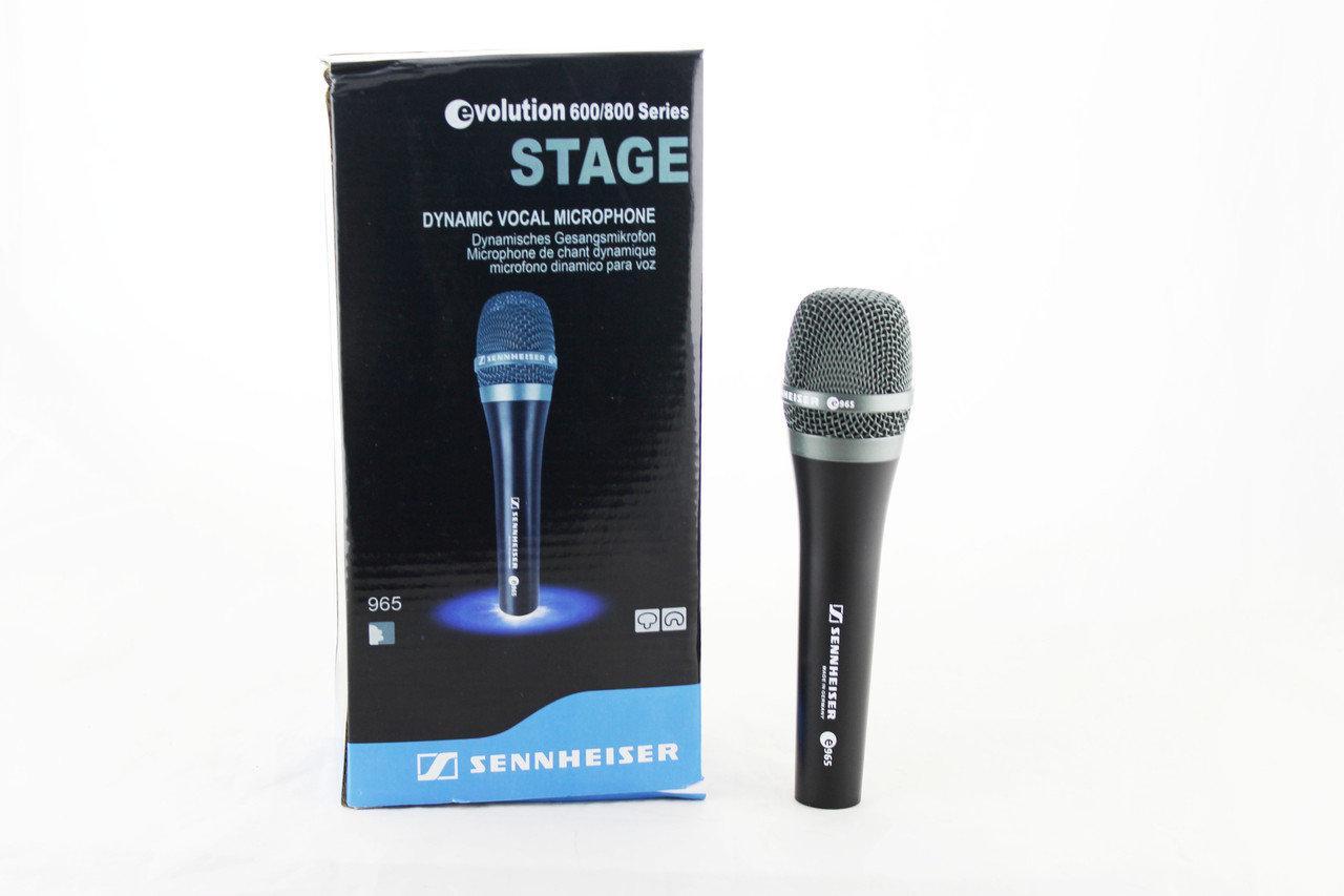 Проводной вокальный микрофон Sennheiser E965