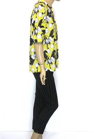 Шифонова нарядна блуза Lavizzion, фото 2