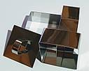 Набор квадратных форм для выкладки салатов и гарниров с прессом GA Dynasty 25389, фото 2