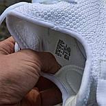 Женские кроссовки Adidas Yeezy 350 белые 36-44 рр.  Живое фото (Реплика ААА+), фото 8