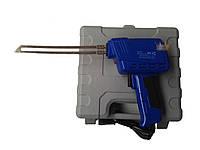 Термонож для резки пенопласта пластика пластмасс 150W + 2 Ножи + Чемодан