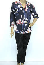 Шифонова нарядна блуза Meissi, фото 3