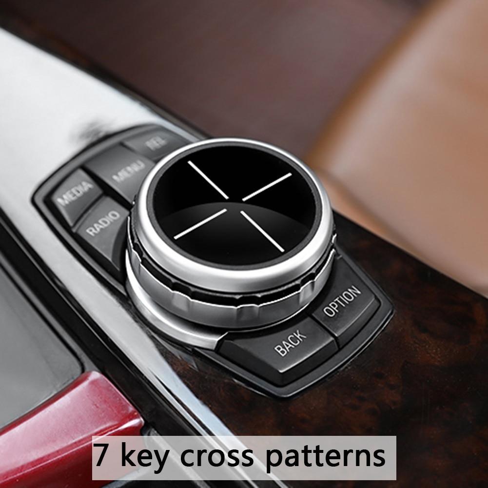 Накладка на джойстик BMW iDrive CIC і NBT E60 E70 E90 E92 F10 F15 F30 F20