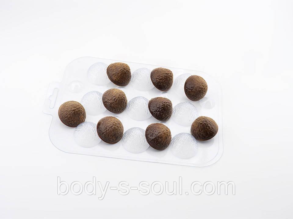 Пластиковая форма для шоколада Трюфель