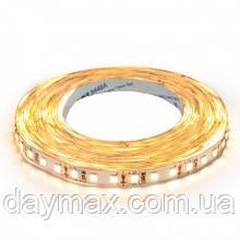 LED Стрічка світлодіодна (А-клас) 9,6 Вт 3528 120 діод./м теплий білий (2700-3500К) МОТОКО