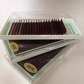 Реснички коричневые nagaraku