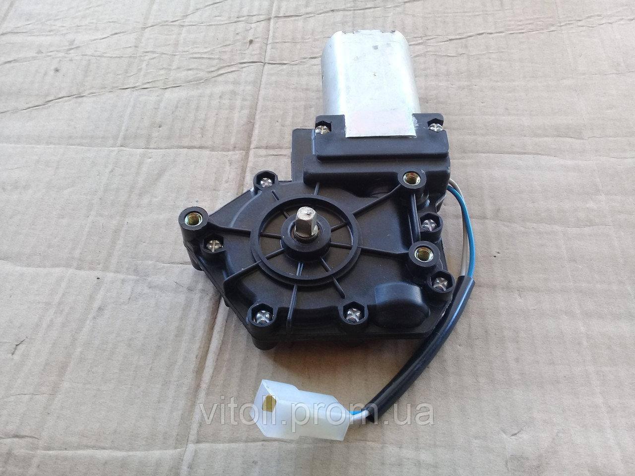 Мотор стеклоподъемника Ваз 2108, 2109, 21099 правый AURORA
