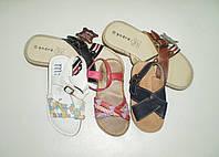 Обувь сток (новая) опт, Сандалии детские кожаные (Франция)