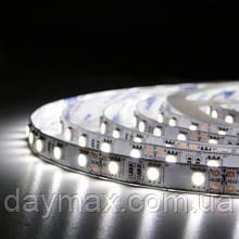 LED Стрічка світлодіодна (А-клас) 5050 60 діод./м 14.4 вт/м холодне світло (7000k-8000k) motoko