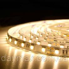 LED Стрічка світлодіодна (А-клас) 5050 60 діод./м 14.4 вт/м теплий білий світ (2000k-3500k) motoko