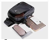 Однолямочный рюкзак ARCTIC HUNTER XB00088 USB, фото 2
