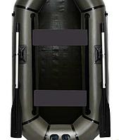 Лодка пвх надувная  двухместная Grif boat GL-240LSPS(сдвижные сидения)