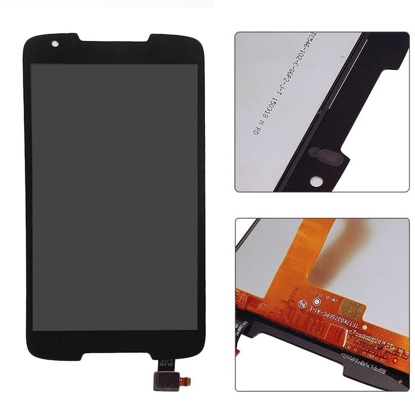 Дисплей для HTC Desire 828 с тачскрином черный Оригинал