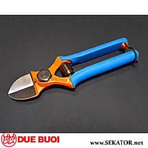 Комплект інструментів Due Buoi: секатор 133/20, ніж для щеплення 203С, садова пила RS180/18, фото 3