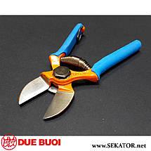Комплект інструментів Due Buoi: секатор 133/20, ніж для щеплення 203С, садова пила RS180/18, фото 2