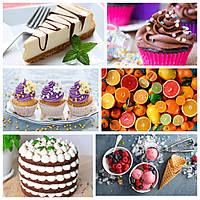 """МК """"Американские десерты и мороженое"""" 19г."""