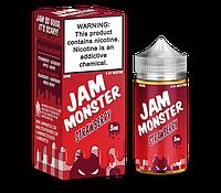 Премиум жидкость Jam Monster - Strawberry 100ml [3mg] (Original)