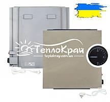Венеция ПКК 700 до 18 м² Энергосберегающий керамический обогреватель с терморегулятором (60х60 см)