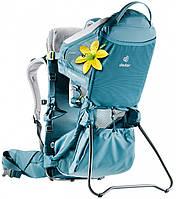 Переноска для детей Deuter Kid Comfort Active SL 3620119 3007, синий