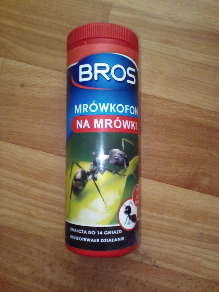 Bros порошок от муравьев 120гр
