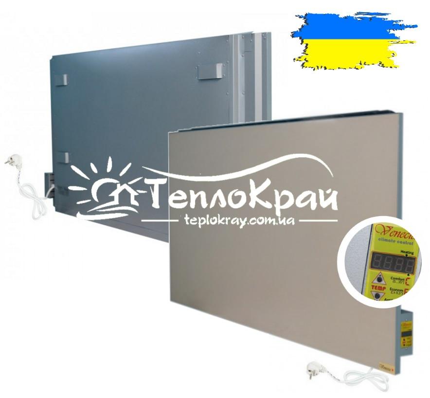 Венеция ПКК 1400E до 30 м² Энергосберегающий обогреватель с электронным програматором (120х60 см)