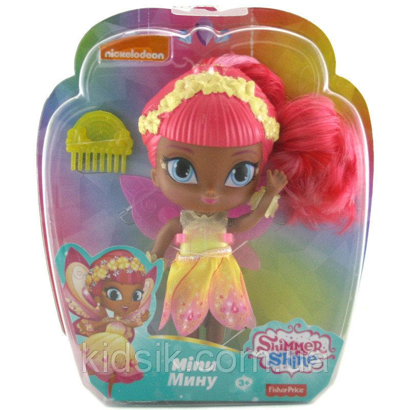 Лялька Шімер - Міну Shimmer and Shine Minu Fisher-Price 15 див. Оригінал