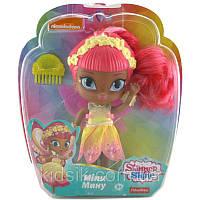 Лялька Шімер - Міну Shimmer and Shine Minu Fisher-Price 15 див. Оригінал, фото 1