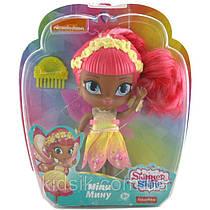 Кукла Шиммер -   Мину Shimmer and Shine Minu  Fisher-Price 15 см. Оригинал
