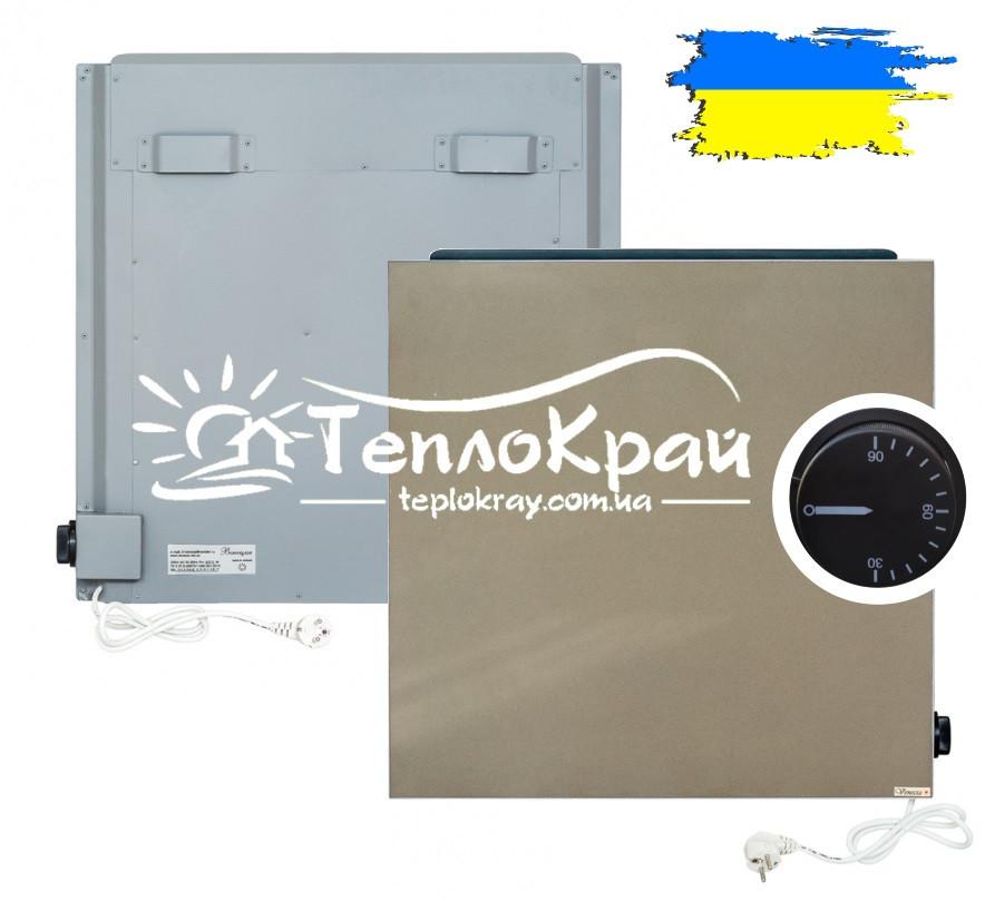 Венеция ПКИТ 350 до 10 м² Энергосберегающий керамический обогреватель с терморегулятором (60х60 см)