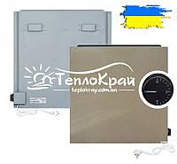Венеция ПКИТ 350 до 10 м² Энергосберегающий керамический обогреватель с терморегулятором (60х60 см), фото 1