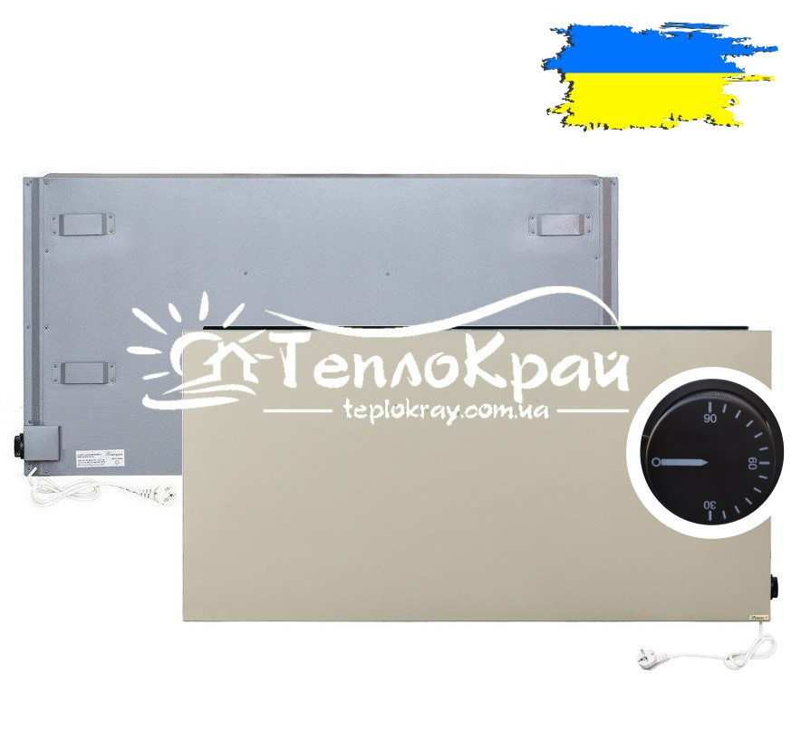 Венеция ПКИТ 750 до 20 м² Энергосберегающий керамический обогреватель с терморегулятором (120х60 см)