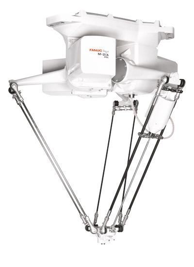 Промышленный дельта-робот Fanuc  M-2iA 3SL