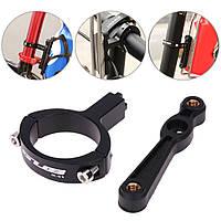 GUB G-21  Велосипедный адаптер держатель для установки фляги на подседельную/рулевую трубу