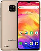 Ulefone Note 7 | Золотистый | 1/16Гб | Гарантия
