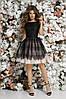 Шикарное платье платье на выпускной, фото 4