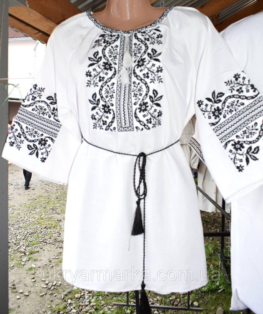 """Жіноча сорочка вишиванка """"Марися"""""""