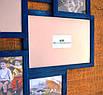 Мультирамка Lot 407 голубой, орех, белый, бесцветный, чёрный, венге, серый., фото 3