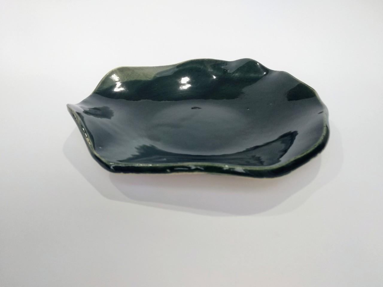 Тарілка кераміка ручної роботи