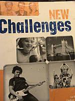 Рабочая тетрадь Challenges NEW 2 Workbook.